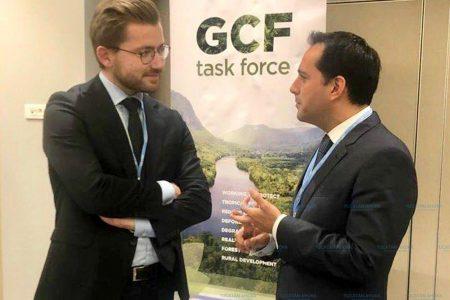 Deciden destino del financiamiento noruego para agenda ambiental en Yucatán
