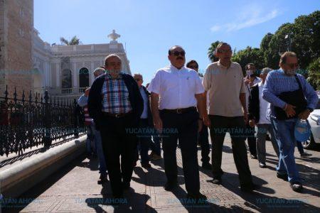 Ramírez Marín se suma a las gestiones para traer más recursos a Yucatán