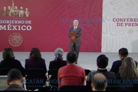 López Obrador reconoce eficacia de la Policía de Yucatán