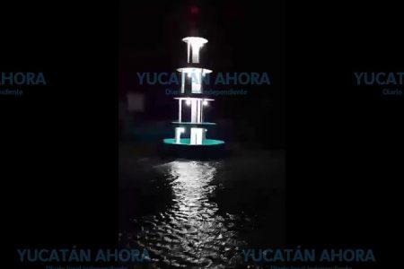 Violento chikin ik genera inundaciones en Río Lagartos