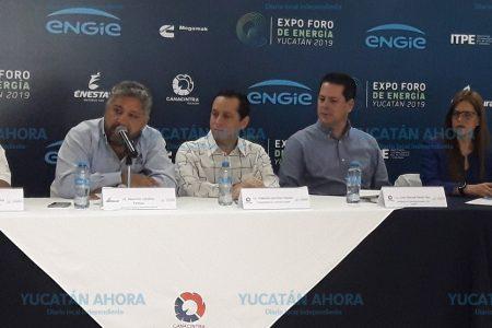 Lista Canacintra para su primera Expo Foro de Energía Yucatán 2019