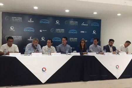 Este fin de semana, Expo Foro de Energía en Mérida