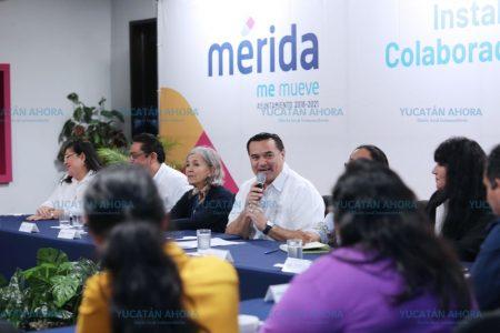 Hechos, no discursos políticos para empoderar a mujeres: Renán Barrera