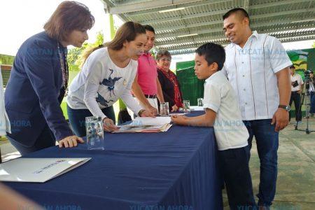 Imparten educación ambiental en escuelas de Yucatán