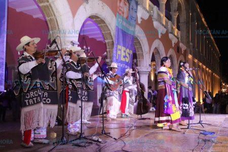 Fusión de culturas y talentos en el Mérida Fest
