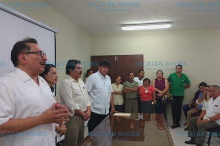 Relevo de directivos en el Hospital Psiquiátrico Yucatán