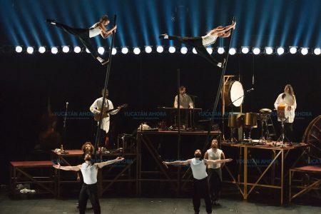 Espectáculo circense abre 2 fechas más ante expectación de los meridanos
