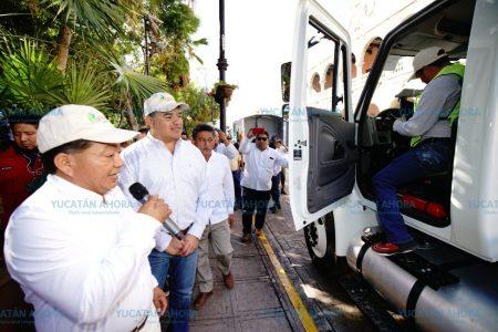 Aplicación móvil para mejorar el servicio de recolecta de basura en Mérida