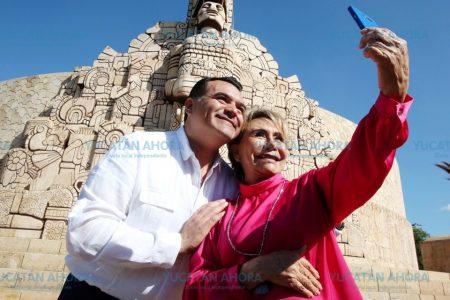 Mérida honra a ciudadanos destacados en su aniversario 477
