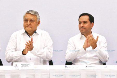 Llama Mauricio Vila a instituciones y autoridades a 'apretarse el cinturón' ante el presupuesto