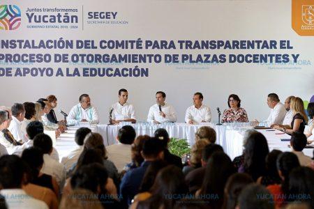 Transformación educativa: fin a compadrazgo y nepotismo en plazas