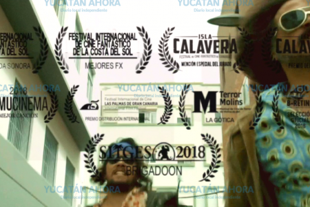 'Surtido rico' de cine fantástico y de terror en Mérida