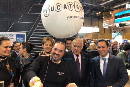 Yucatán, referente turístico mundial en la Fitur Madrid 2019