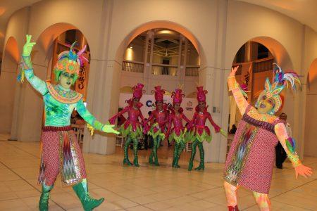 Carnaval ecológico en Mérida