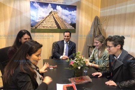 Yucatán recibe en España premio por ser referente en desarrollo turístico