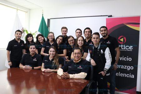 Alumnos de la Anáhuac Mayab, en encuentro de estudiantes líderes