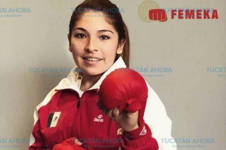 Lupita Quintal se foguea rumbo a los Panamericanos de Lima