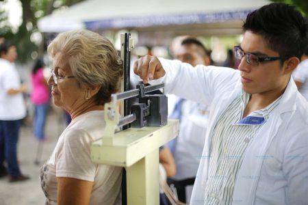 Sobrepeso, problema grave de salud pública en Yucatán