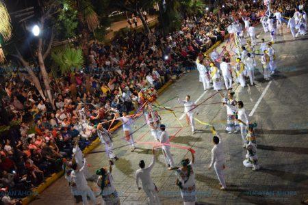 Fiesta de pueblo y tradición vigente en el Mérida Fest