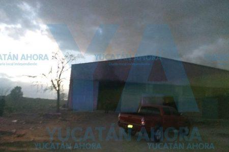 Se incendia fábrica de plásticos en Progreso