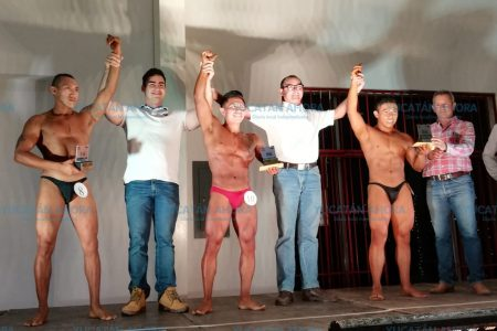 Realizan con gran éxito Torneo de Reyes de Fisicoconstructivismo