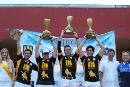 Inn Riviera se corona en la Copa Yucatán de Polo