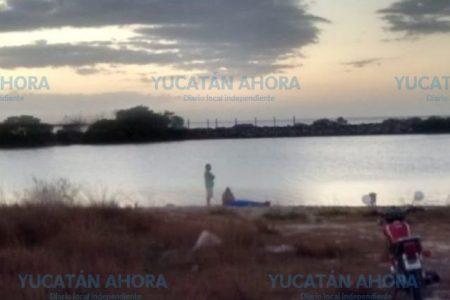 Trágicas vacaciones: se ahoga en Sisal turista de la Ciudad de México