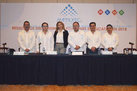 Yucatán, con resultados positivos en turismo de reuniones