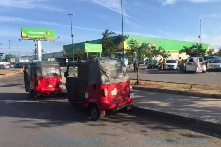 En un día Chuber afilia a 400 mototaxistas de Mérida