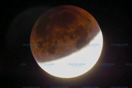 No te pierdas este domingo 20 de enero el primer eclipse de luna en Yucatán