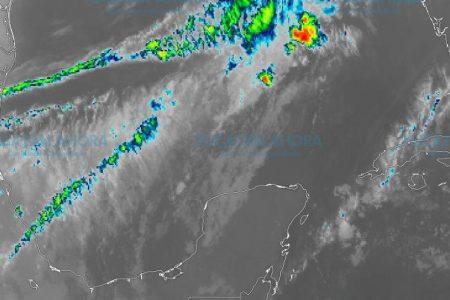 Frente frío 21 trae lluvias y norte moderado en la costa de Yucatán