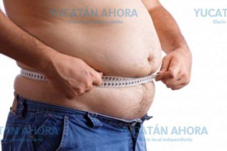 Los yucatecos, cada vez más obesos o con sobrepeso