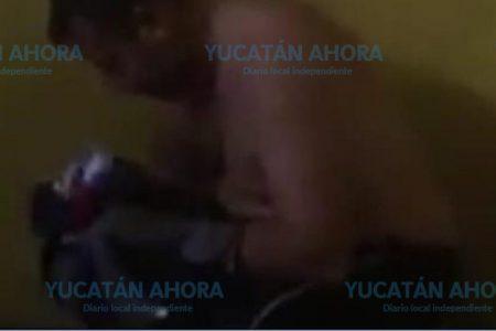 En Hoctún pelean como si aún fueran elecciones