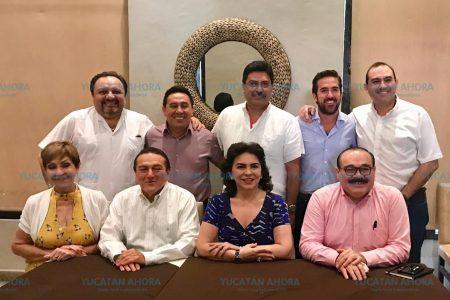 Bloque incluyente impide 'madruguete' en el Consejo Político del PRI