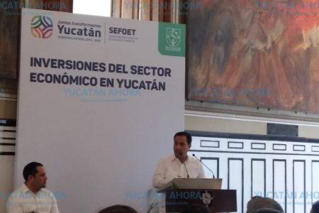 Siete empresas harán millonarias inversiones en Yucatán