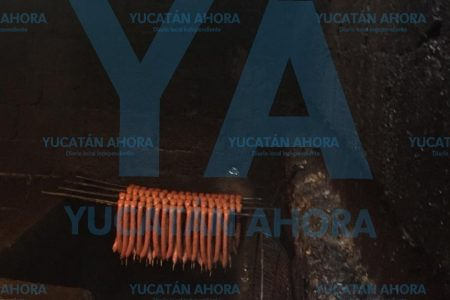 Ardientes longanizas de Valladolid: se quema el horno de piedra