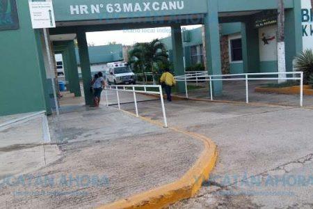 Fallida extorsión telefónica en hospital del IMSS