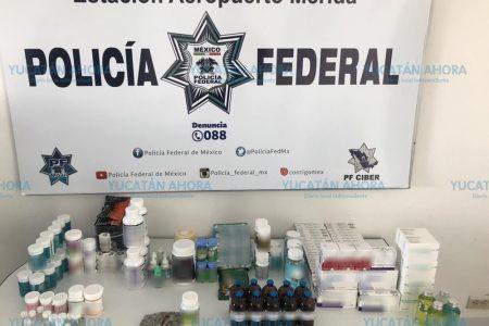 Decomisan miles de pastillas 'milagrosas' para bajar de peso