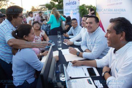 El Ayuntamiento de Mérida llega a tu colonia