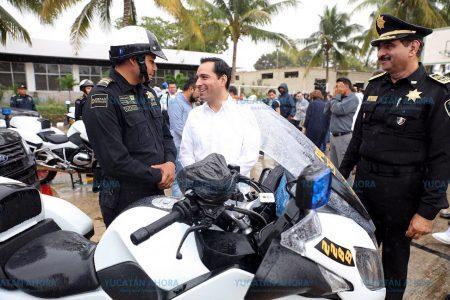 Mantener la seguridad en Yucatán, compromiso principal de Mauricio Vila