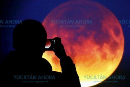 Esta noche el primer eclipse de 2019