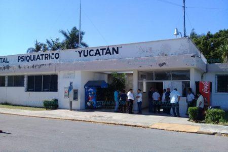 Destituyen a directivos federales del Hospital Psiquiátrico Yucatán