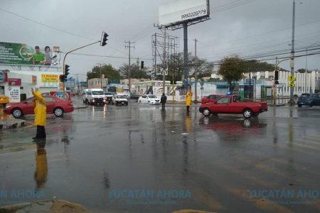 Lluvia del frente frío 31 alivia sequía invernal en Yucatán