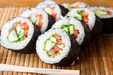 Clausuran otro local de sushi en centro comercial del norte meridano