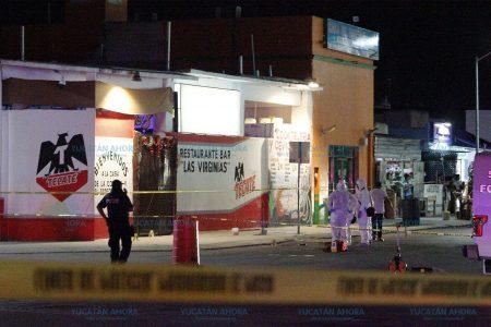 Dos yucatecos, entre los muertos por balacera en un bar de Playa del Carmen
