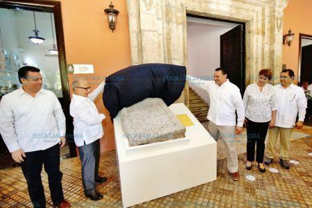 Recibe Mérida histórica pieza del siglo XIX