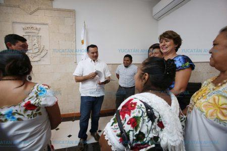Mérida paga deuda histórica con la comunidad maya