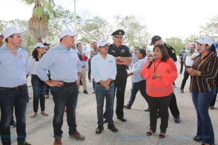 Carnaval seguro para las mujeres, ofrece el alcalde Renán Barrera