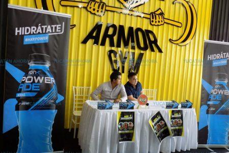 Armor Gym, inauguración con estrellas en Ciudad Caucel