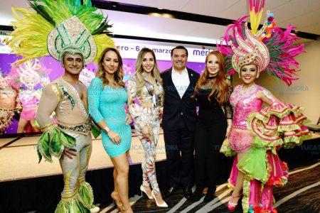 El Carnaval de Mérida ya es un detonante turístico en Yucatán